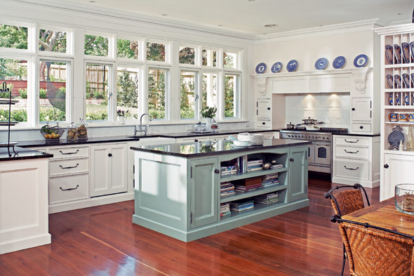 hamptons kitchen2